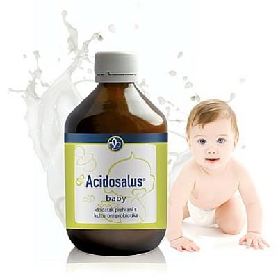 acidosalus baby