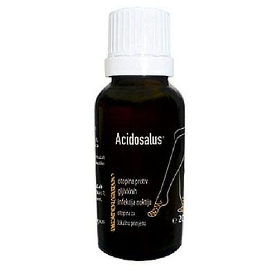 acidosalus gljivicne infekcije