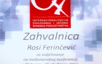 International conference in Bjelovar